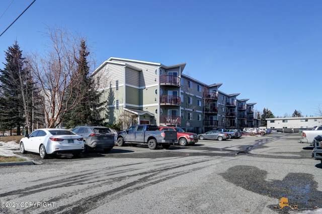 6109 Debarr Road #C103, Anchorage, AK 99504 (MLS #21-5504) :: Powered By Lymburner Realty