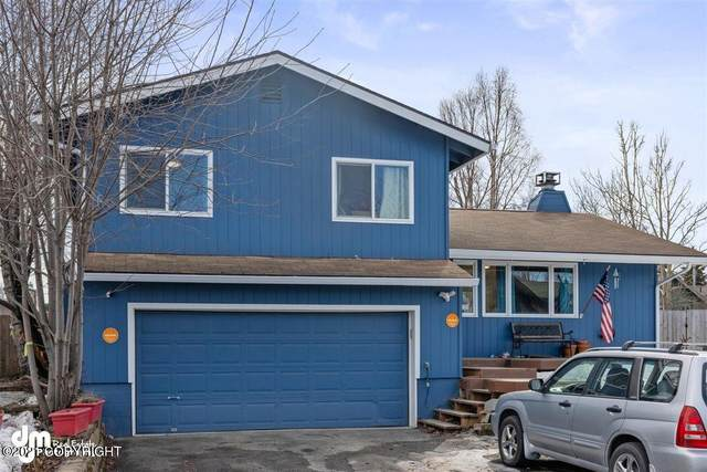 1330 Heidi Circle, Anchorage, AK 99518 (MLS #21-5508) :: Powered By Lymburner Realty