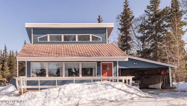 66144 Hile Street, Ninilchik, AK 99639 (MLS #21-5513) :: Powered By Lymburner Realty