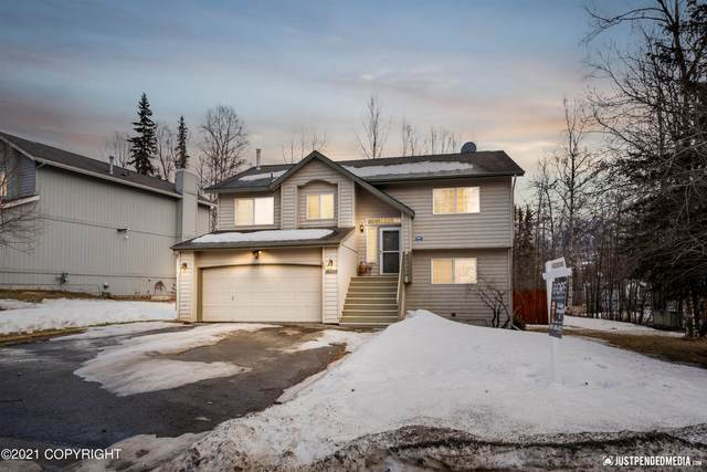 18600 Danny Drive, Eagle River, AK 99577 (MLS #21-5516) :: The Adrian Jaime Group | Keller Williams Realty Alaska