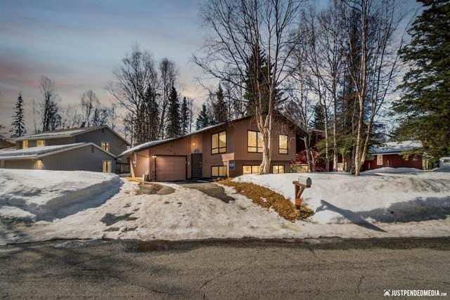 8360 Majestic Drive, Anchorage, AK 99504 (MLS #21-5518) :: Daves Alaska Homes