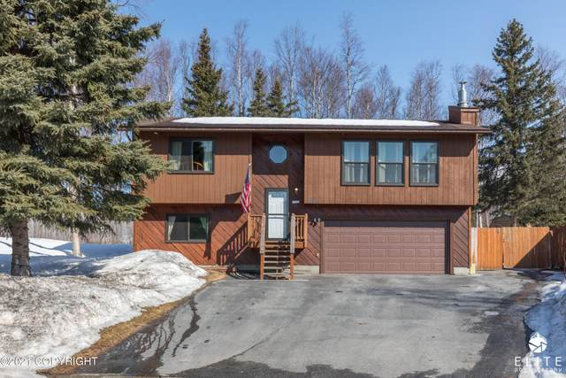 9535 Noak Circle, Eagle River, AK 99577 (MLS #21-5542) :: The Adrian Jaime Group | Keller Williams Realty Alaska