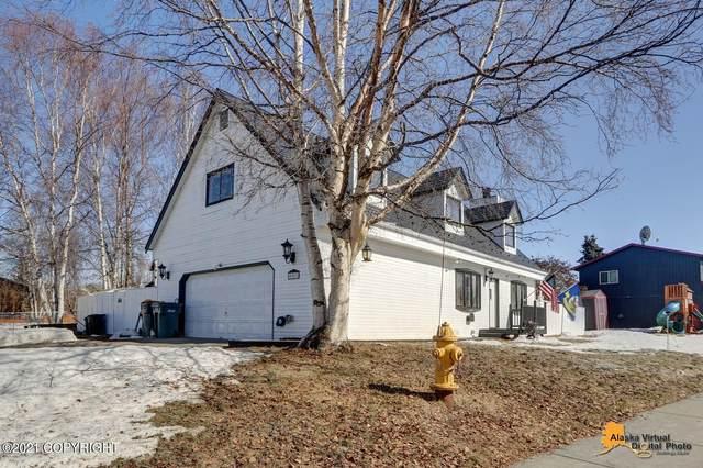 801 Jay Circle, Anchorage, AK 99504 (MLS #21-5550) :: The Adrian Jaime Group | Real Broker LLC