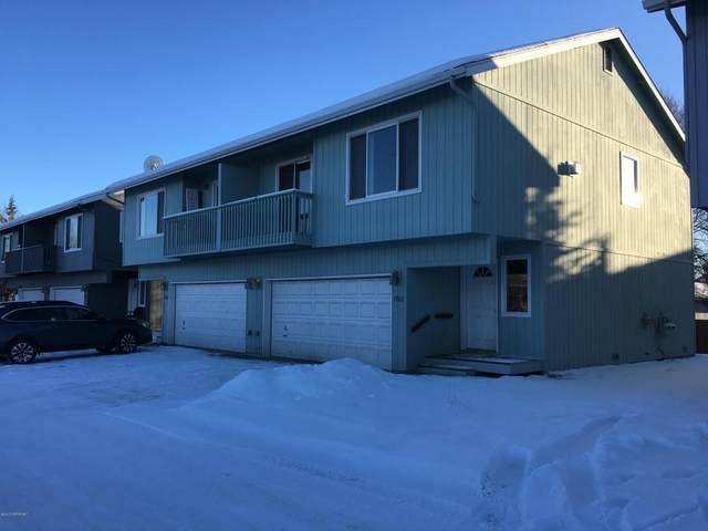1766 Wildberry Loop #15, Anchorage, AK 99502 (MLS #21-5559) :: The Adrian Jaime Group | Keller Williams Realty Alaska
