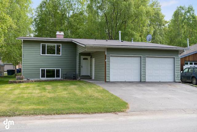 3921 Checkmate Drive, Anchorage, AK 99508 (MLS #21-5579) :: The Adrian Jaime Group | Keller Williams Realty Alaska