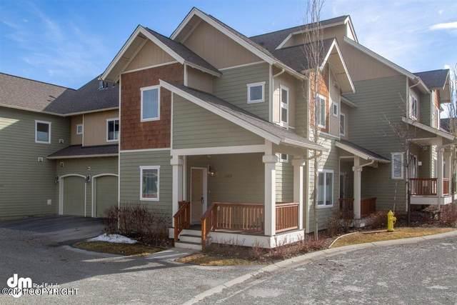 1709 Hollybrook Circle #14, Anchorage, AK 99507 (MLS #21-5619) :: The Adrian Jaime Group | Real Broker LLC