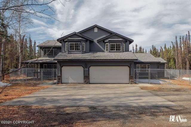 3700 N Copperspike Street, Wasilla, AK 99623 (MLS #21-5654) :: RMG Real Estate Network   Keller Williams Realty Alaska Group