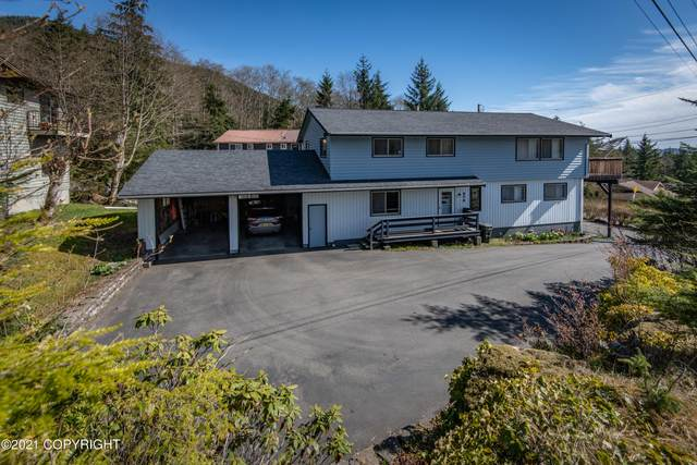 808 Hill Road, Ketchikan, AK 99901 (MLS #21-5702) :: Wolf Real Estate Professionals