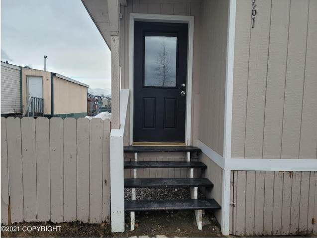 5761 Raymond Drive, Anchorage, AK 99507 (MLS #21-5777) :: Wolf Real Estate Professionals
