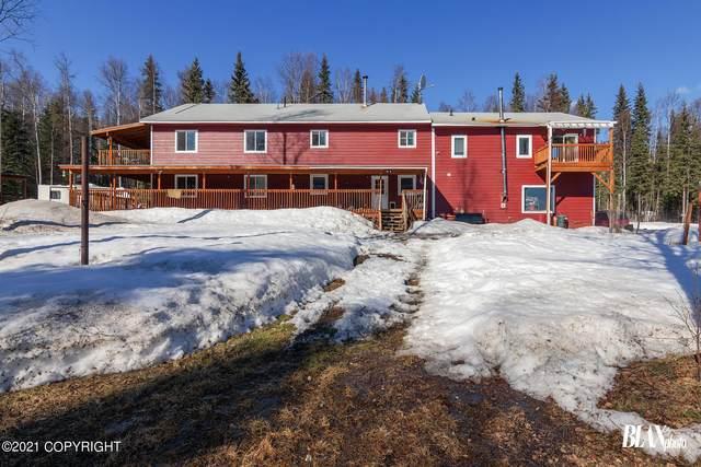 421 N Grange Hall Road, Fairbanks, AK 99712 (MLS #21-5930) :: Wolf Real Estate Professionals