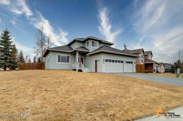 5501 Yukon Charlie Loop, Anchorage, AK 99502 (MLS #21-5979) :: RMG Real Estate Network | Keller Williams Realty Alaska Group