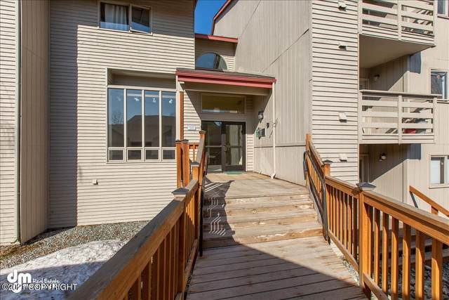 2430 Sentry Drive #B103, Anchorage, AK 99507 (MLS #21-5997) :: The Adrian Jaime Group | Real Broker LLC