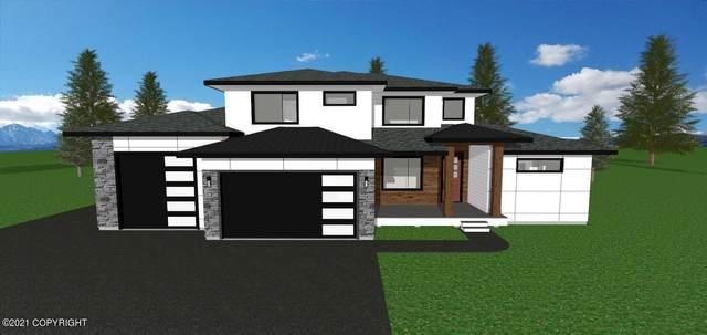 11161 E Granite Ridge Road, Palmer, AK 99645 (MLS #21-6040) :: The Adrian Jaime Group | Real Broker LLC