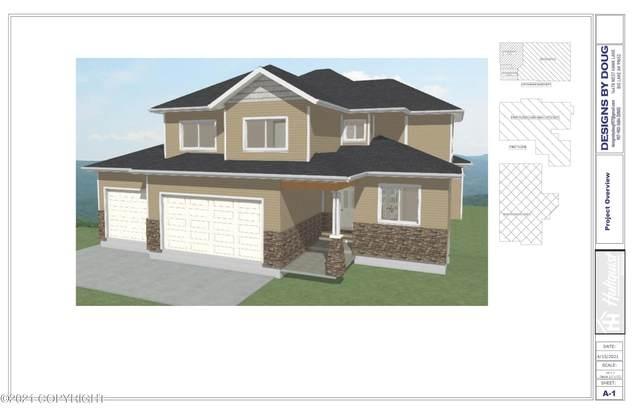L7 Vantage Drive, Eagle River, AK 99577 (MLS #21-6055) :: The Adrian Jaime Group | Real Broker LLC