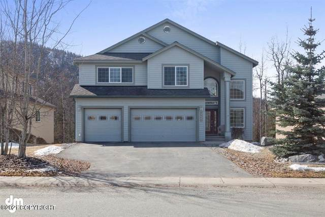 17462 Yellowstone Drive, Eagle River, AK 99577 (MLS #21-6074) :: RMG Real Estate Network   Keller Williams Realty Alaska Group