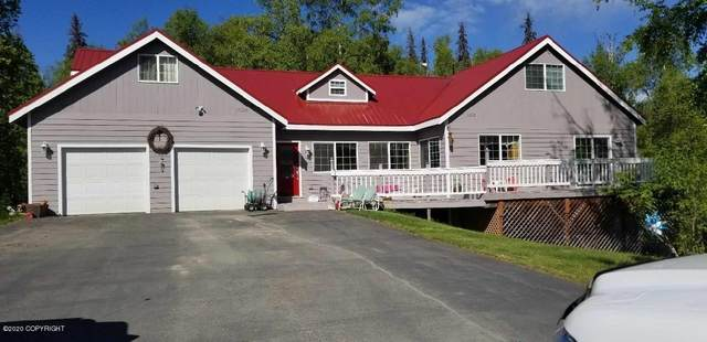 5488 S Timberline Drive, Big Lake, AK 99652 (MLS #21-6093) :: RMG Real Estate Network | Keller Williams Realty Alaska Group