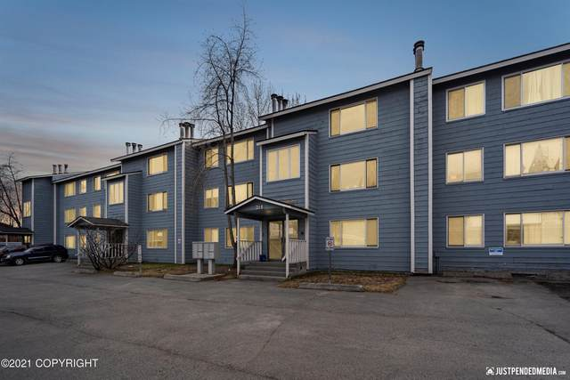 315 Krane Drive #11, Anchorage, AK 99504 (MLS #21-6107) :: Synergy Home Team