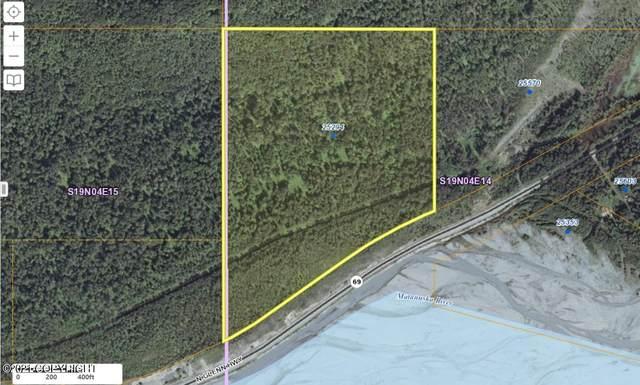 25294 N Glenn Highway, Sutton, AK 99674 (MLS #21-6124) :: Wolf Real Estate Professionals