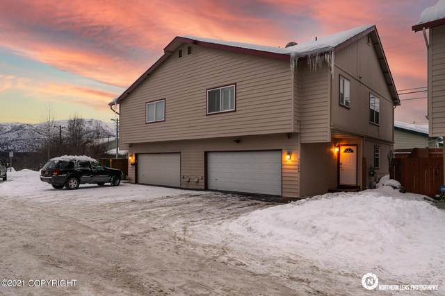 7644 Melody Commons Court #10, Anchorage, AK 99502 (MLS #21-622) :: Synergy Home Team