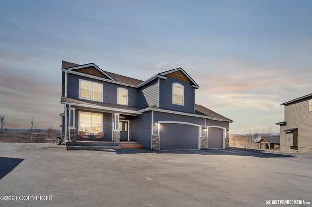 5057 E Loft Circle, Wasilla, AK 99654 (MLS #21-6247) :: RMG Real Estate Network | Keller Williams Realty Alaska Group