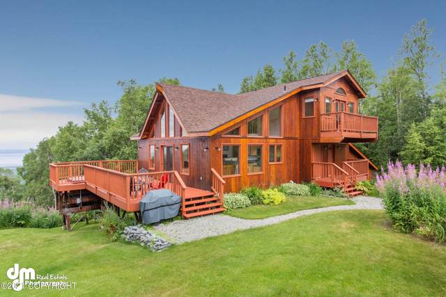 19536 Sullins Drive, Chugiak, AK 99567 (MLS #21-6266) :: Wolf Real Estate Professionals
