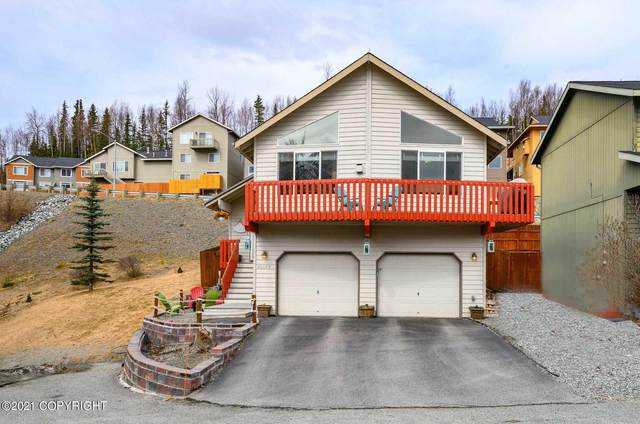 20133 Highland Ridge Drive, Eagle River, AK 99577 (MLS #21-6312) :: The Adrian Jaime Group | Real Broker LLC