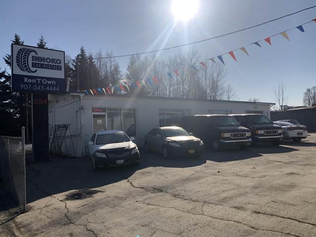 854 E 36th Avenue, Anchorage, AK 99503 (MLS #21-6374) :: Synergy Home Team