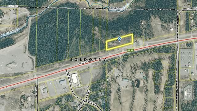 0000 Sterling Highway, Soldotna, AK 99669 (MLS #21-6384) :: Wolf Real Estate Professionals