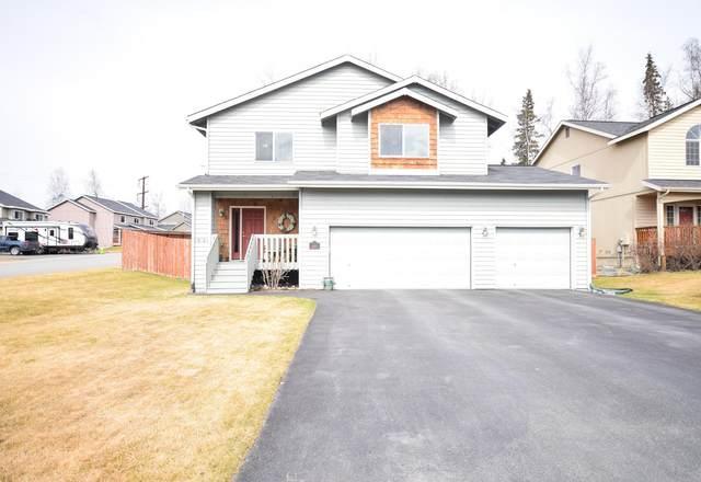 16101 Rosenburg Circle, Eagle River, AK 99577 (MLS #21-6435) :: Daves Alaska Homes