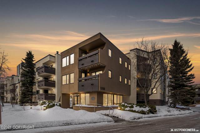 1200 I Street #601, Anchorage, AK 99501 (MLS #21-645) :: RMG Real Estate Network | Keller Williams Realty Alaska Group