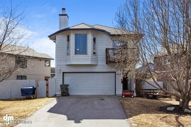 3676 Image Drive, Anchorage, AK 99504 (MLS #21-6465) :: Synergy Home Team