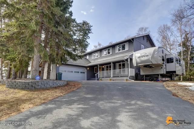 13640 Capstan Drive, Anchorage, AK 99516 (MLS #21-6466) :: Daves Alaska Homes
