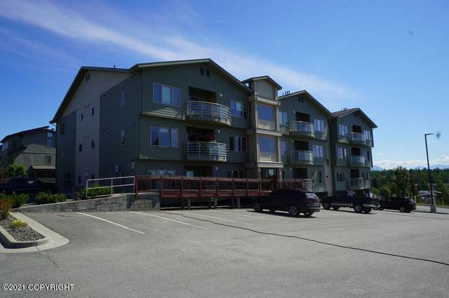 1126 E 16th Avenue #304, Anchorage, AK 99501 (MLS #21-6512) :: Daves Alaska Homes