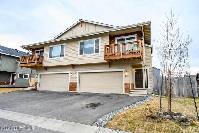 2900 Qin Court #8, Anchorage, AK 99507 (MLS #21-6518) :: Synergy Home Team
