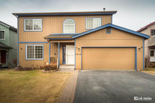 7450 Grey Wolf Circle, Anchorage, AK 99507 (MLS #21-6523) :: Synergy Home Team