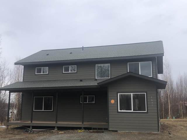 1637 N Beaver Lake Road, Big Lake, AK 99652 (MLS #21-6525) :: RMG Real Estate Network | Keller Williams Realty Alaska Group