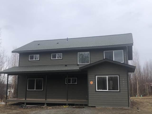 1637 N Beaver Lake Road, Big Lake, AK 99652 (MLS #21-6525) :: Wolf Real Estate Professionals
