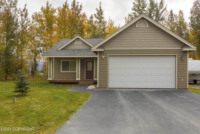 11980 E Shooting Star Circle, Palmer, AK 99645 (MLS #21-6540) :: Wolf Real Estate Professionals