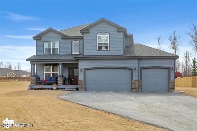 4946 E Rooster Circle, Wasilla, AK 99654 (MLS #21-6545) :: RMG Real Estate Network | Keller Williams Realty Alaska Group