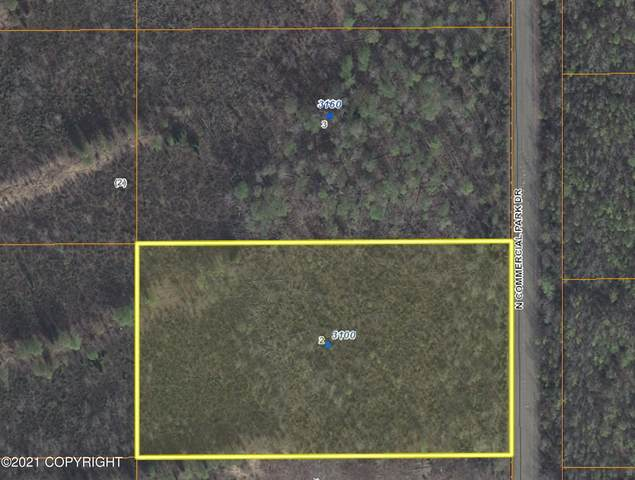 3100 N Commercial Park Drive, Houston, AK 99694 (MLS #21-6546) :: Daves Alaska Homes