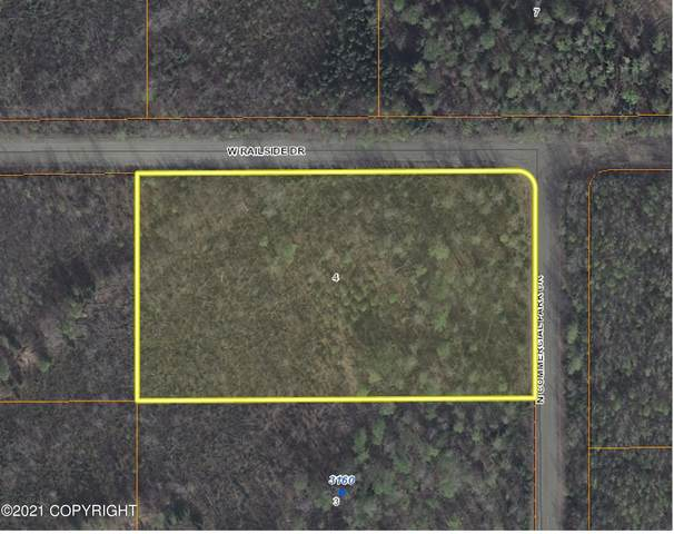 L4 B2 N Commercial Park Drive, Houston, AK 99694 (MLS #21-6548) :: Wolf Real Estate Professionals