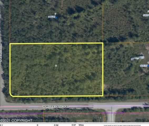 L8 B2 Railside Drive, Houston, AK 99694 (MLS #21-6552) :: Daves Alaska Homes