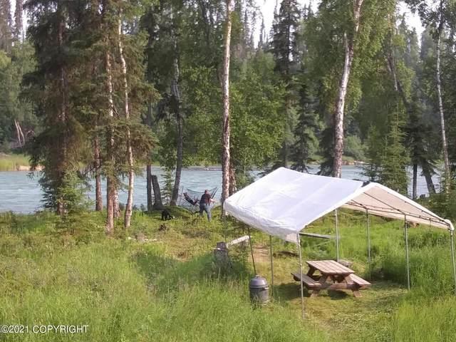 000 Kasilof River, Kasilof, AK 99610 (MLS #21-6555) :: RMG Real Estate Network | Keller Williams Realty Alaska Group