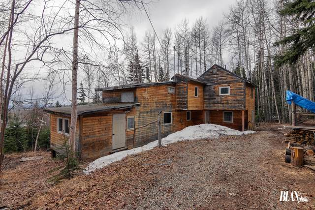 757 Chena Hills Drive, Fairbanks, AK 99709 (MLS #21-6556) :: Wolf Real Estate Professionals