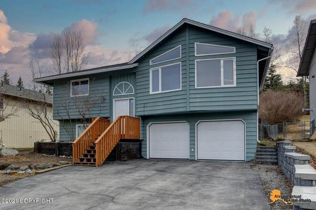 8013 Parkridge Circle, Anchorage, AK 99507 (MLS #21-6567) :: The Adrian Jaime Group | Real Broker LLC