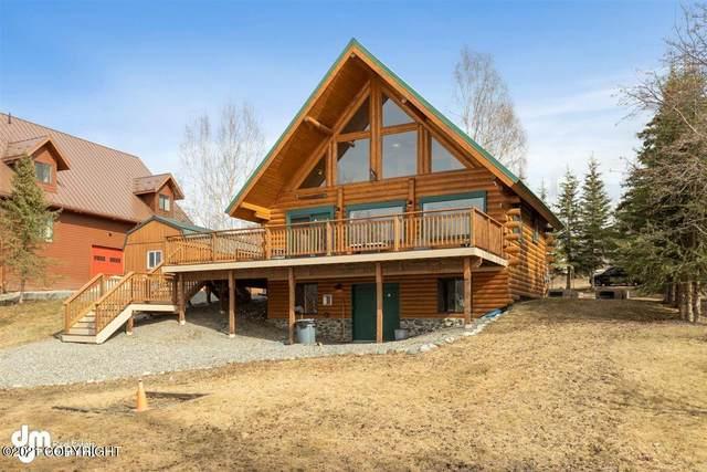 626 N Victor Road, Big Lake, AK 99652 (MLS #21-6607) :: Daves Alaska Homes