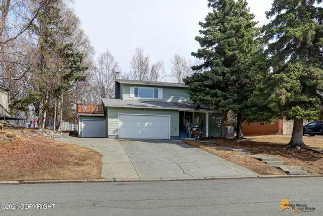 7649 Brentwood Drive, Anchorage, AK 99502 (MLS #21-6641) :: Synergy Home Team