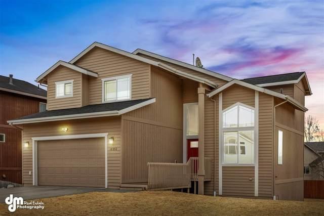 16352 Stephen Valley Drive, Eagle River, AK 99577 (MLS #21-6670) :: Daves Alaska Homes