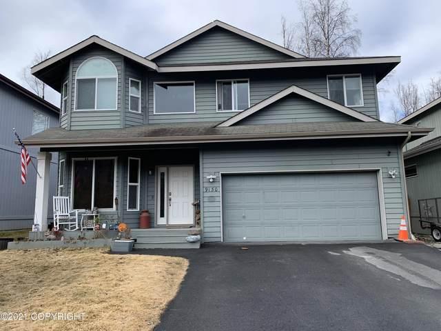 9130 Eagle River Lane Lane, Eagle River, AK 99577 (MLS #21-6699) :: Daves Alaska Homes