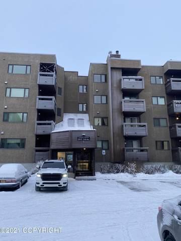 310 E 11th Avenue #418, Anchorage, AK 99501 (MLS #21-67) :: Team Dimmick